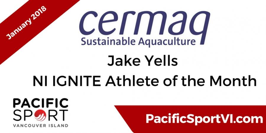 Athlete of the Month Jan 2018