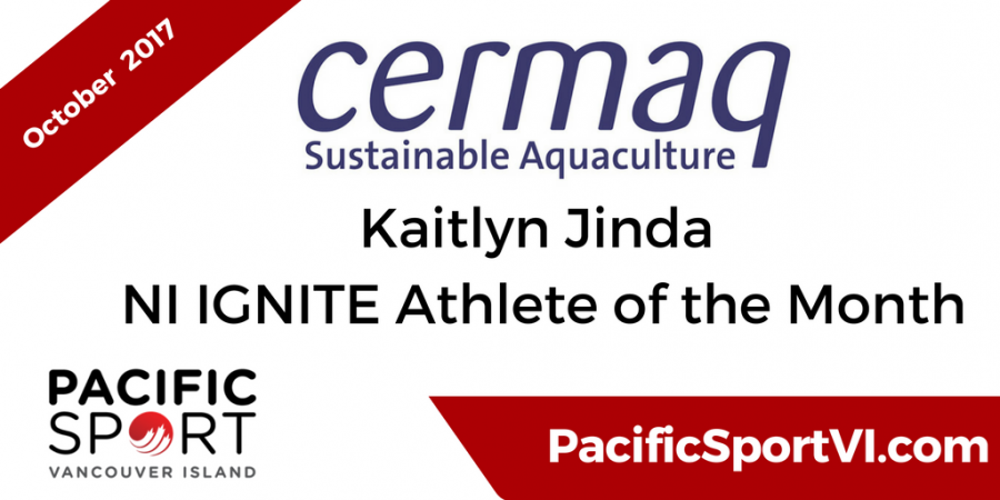 Athlete of the Month Oct 2017